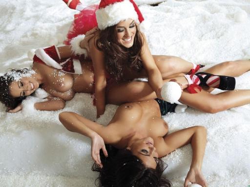 Новогодние телки секс фото 704-818